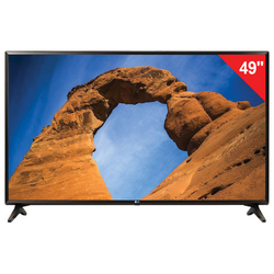 Телевизор LG 49LK5910, 49'' (124 см), 1920x1080, Full HD, 16:9, Smart TV, W-iFi, черный